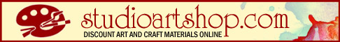 Studio Arts Shop for Online Discounts