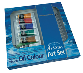 Artisan Art Set