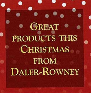 Christmas Daler Rowney Art Materials