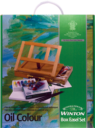Winton Box Easel Set