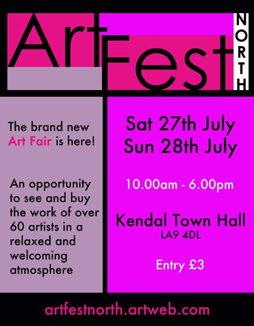ArtFest North -  Kendal