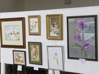 Morecambe Bay Arts & Crafts Society Exhibitions