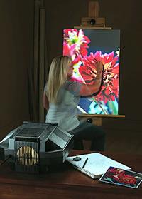 Artographprojector