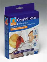 Crystal Resin Gedeo