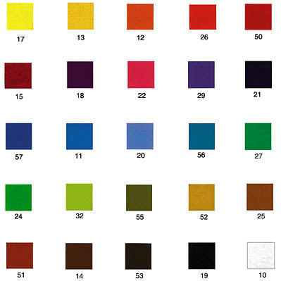 Fabric Paint colours from Pebeo Information Hints and Tips