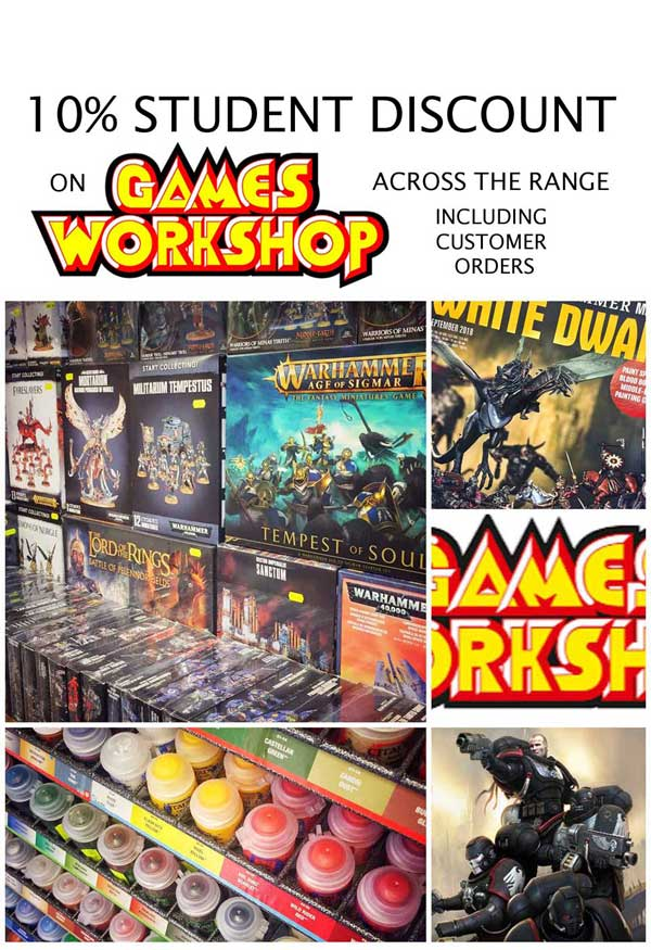 Warhammer Games Workshop