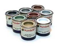 Humbrol enamel paint tinlets