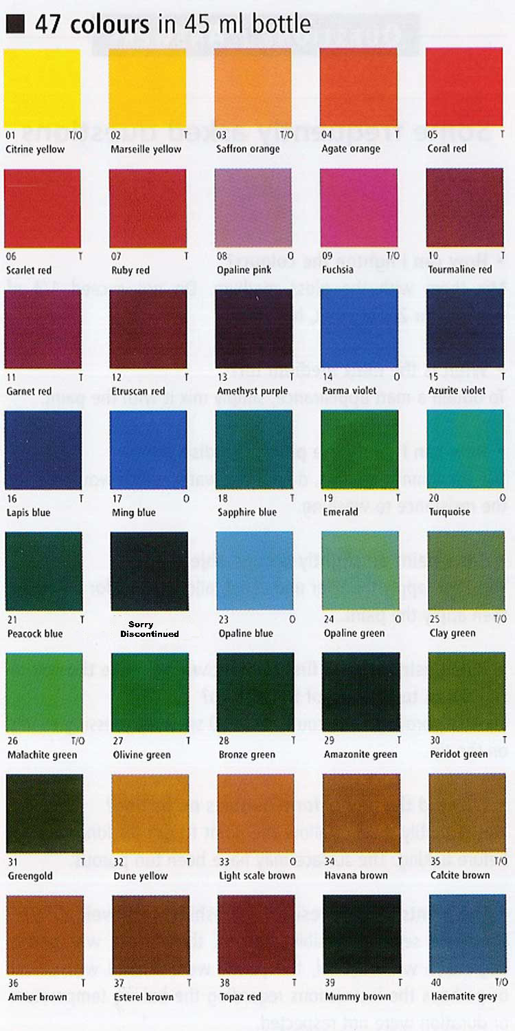 Painting Colors Inspiration With Paint Colours Chart Image