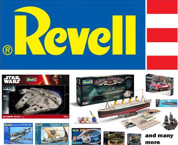 Revel Airfix modelling