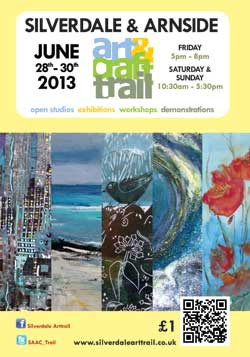 Silverdale Art Trail Catalogues on Studio Arts Exhibition website