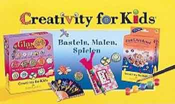 Crativity Kits for Kids