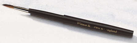 Winsor & Newton Series 7 sable watercolour brush - Retractable in singles or in a set