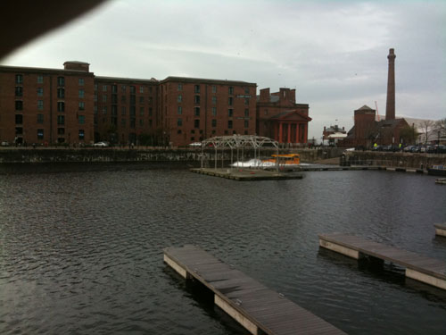 Tate Gallery Albert Dock