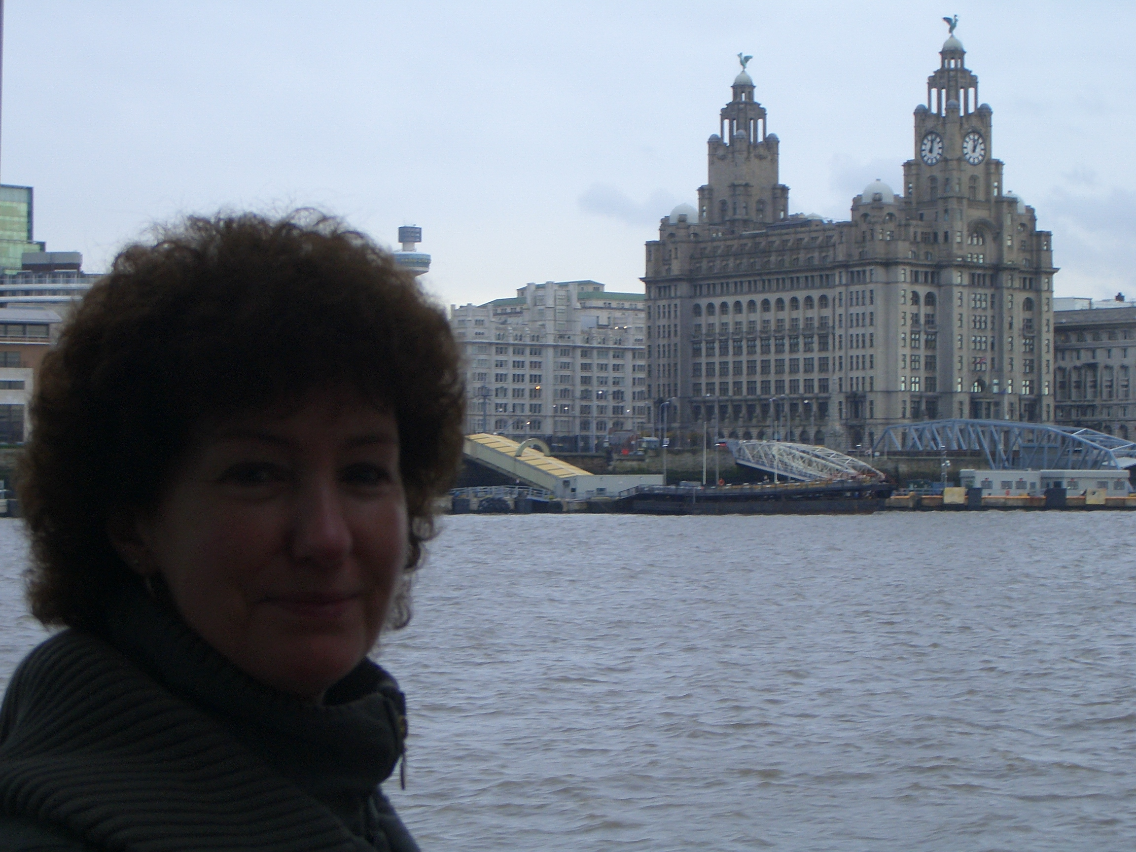 Ferry cross Mersey