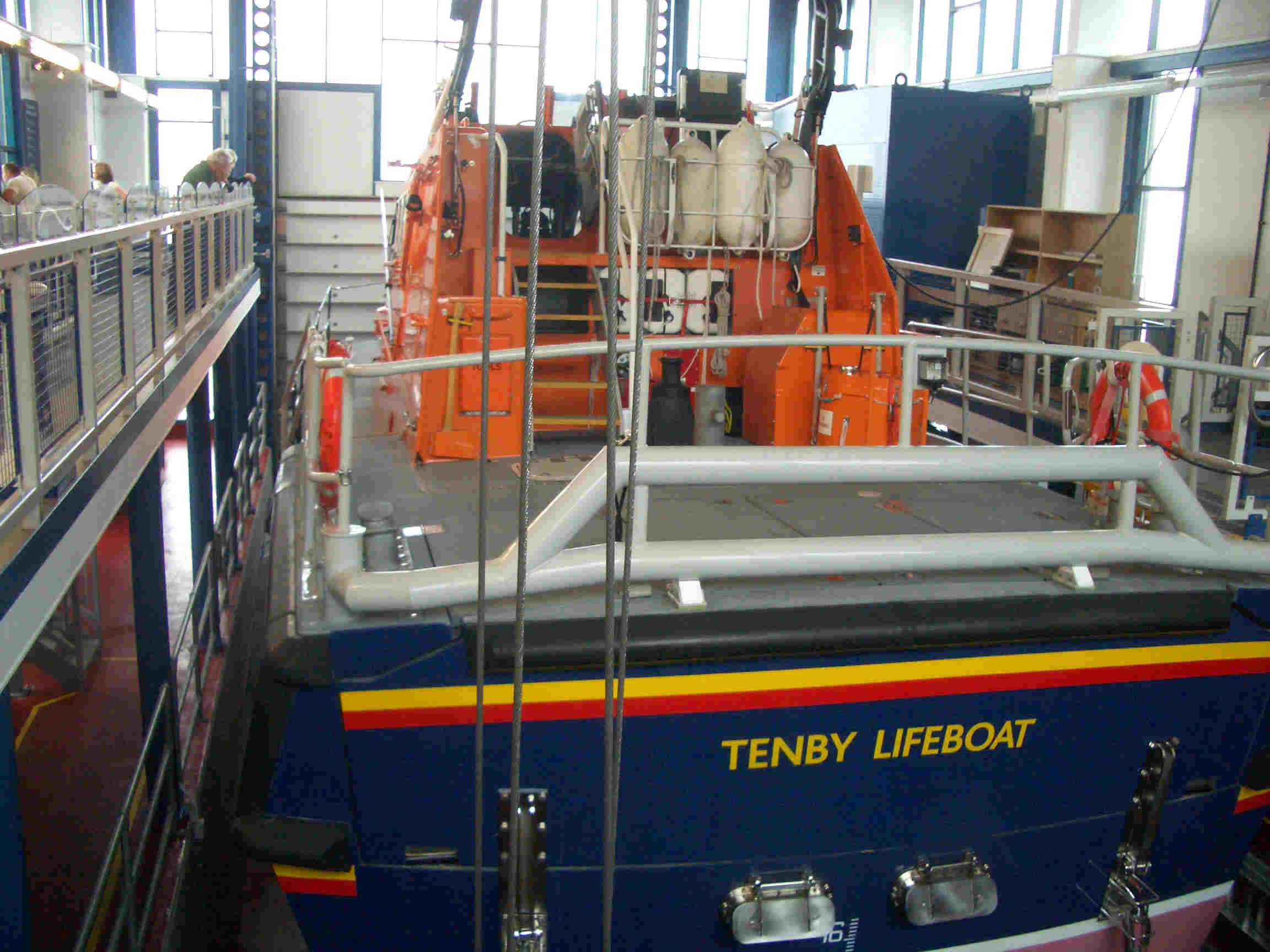 Wales Mumble & Coastline 2015 Saundersfoot Tenby 2009 Pam ...