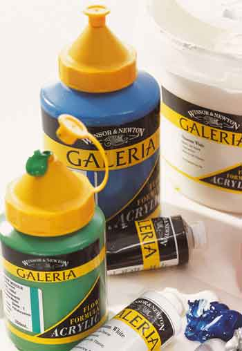 Galeria Acrylic paint 250 ml special offer
